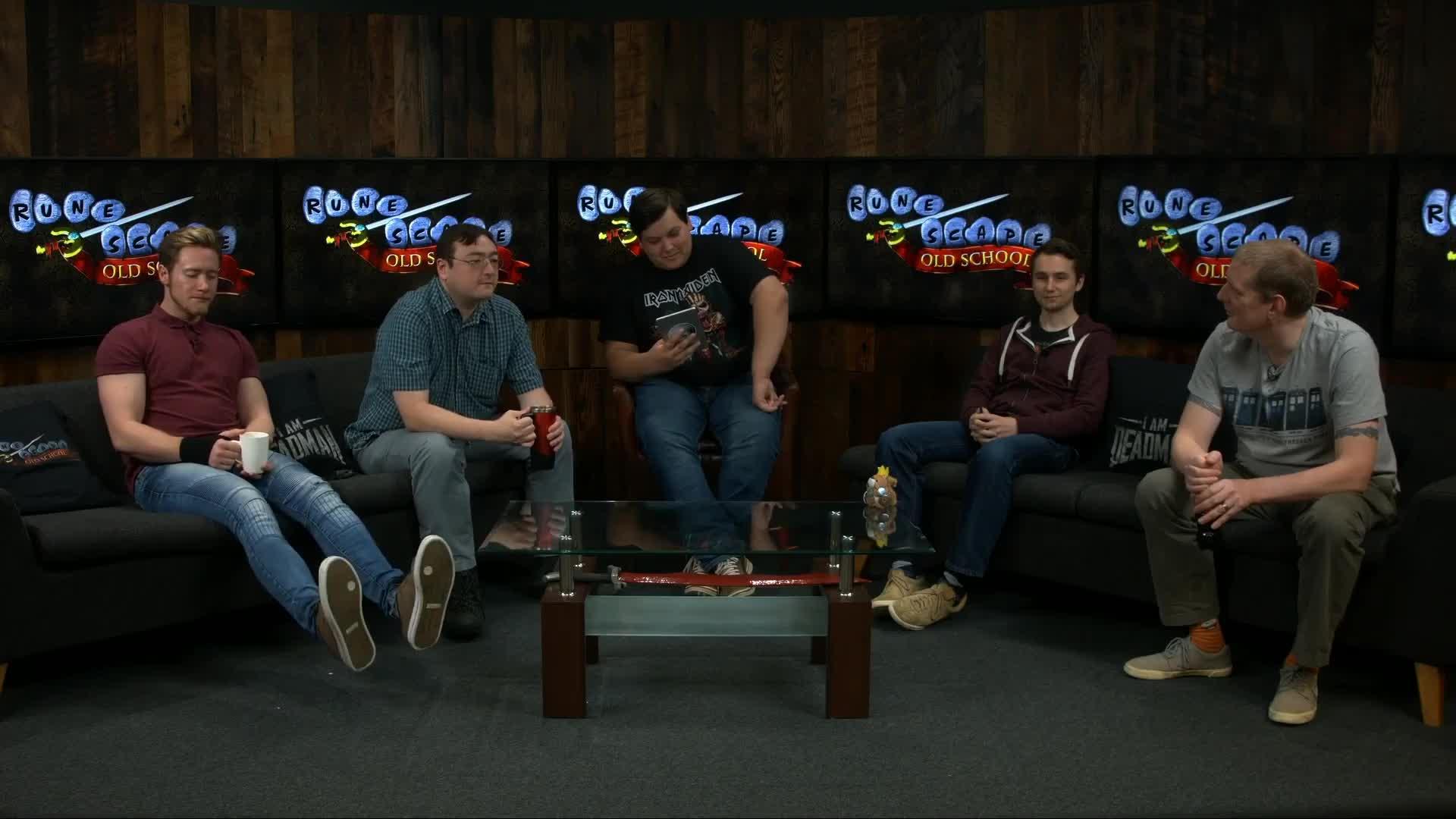 OSRS Mods speak up about MTX - Twitch