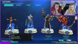 Why some random stream doesnt play overwatch.