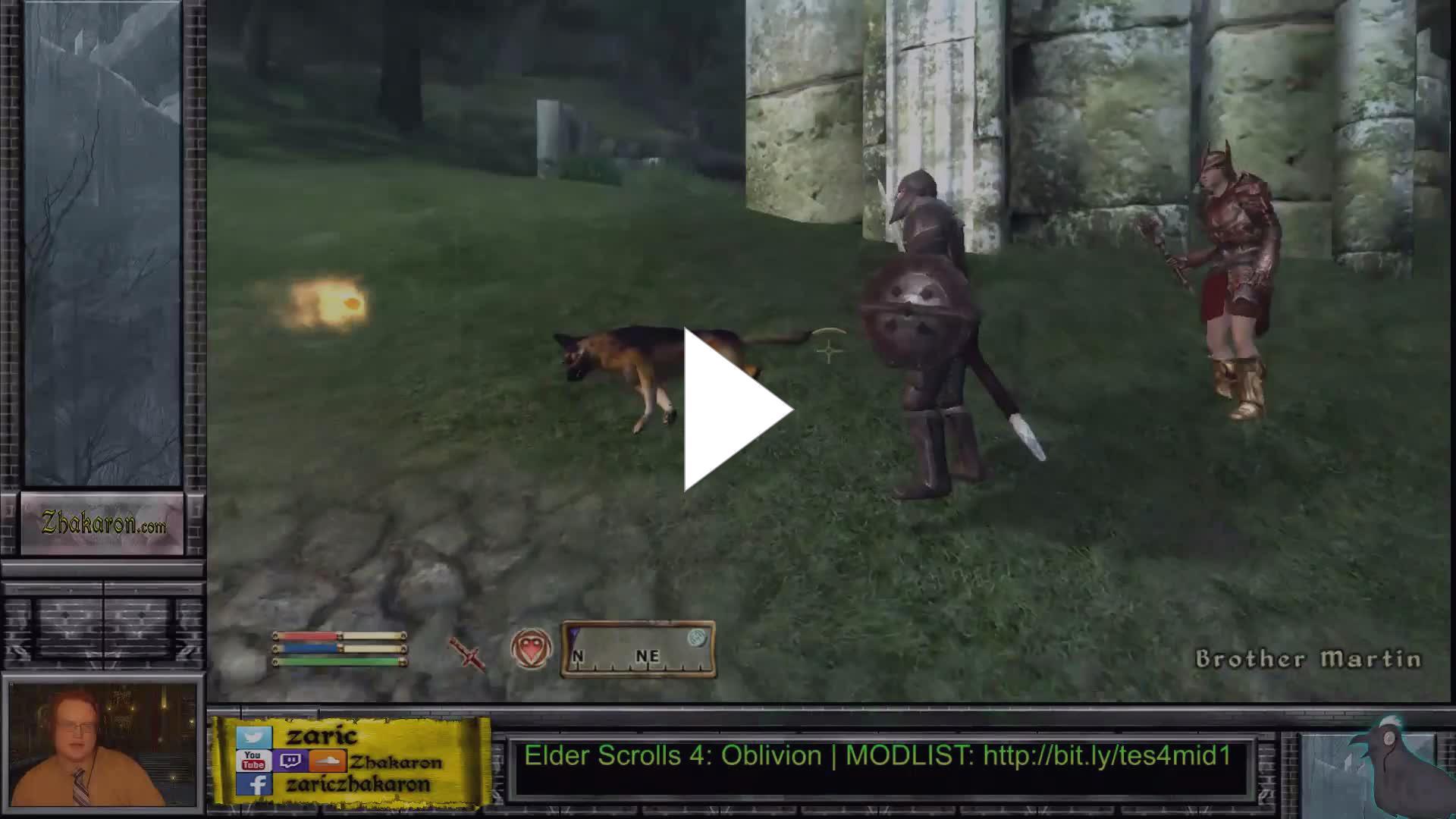 Oblivion AI - Twitch
