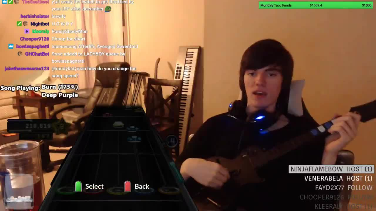 How to change song speed on Clone Hero - Twitch