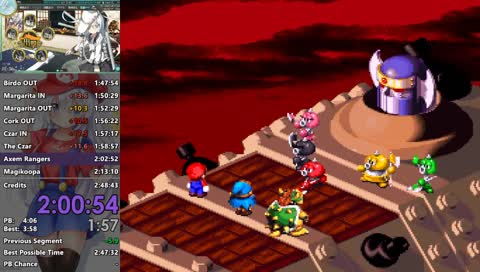 Verniy's Top Super Mario RPG: Legend of the Seven Stars Clips