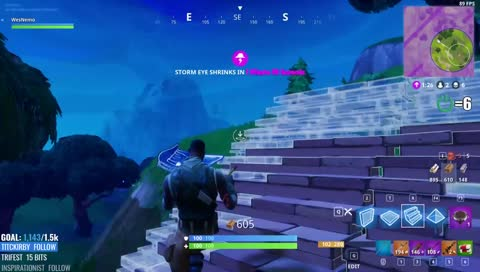 WesNemo's Top Fortnite Clips