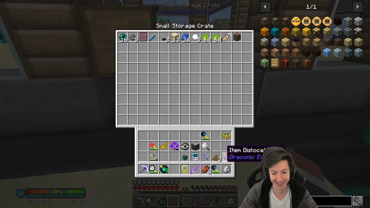Soaryn finds a HUGE dupe bug in Direwolf20's mod - Twitch