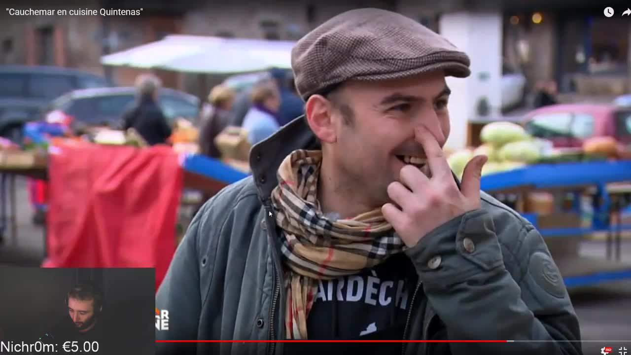 Cauchemar En Cuisine Quintenas | Twitch