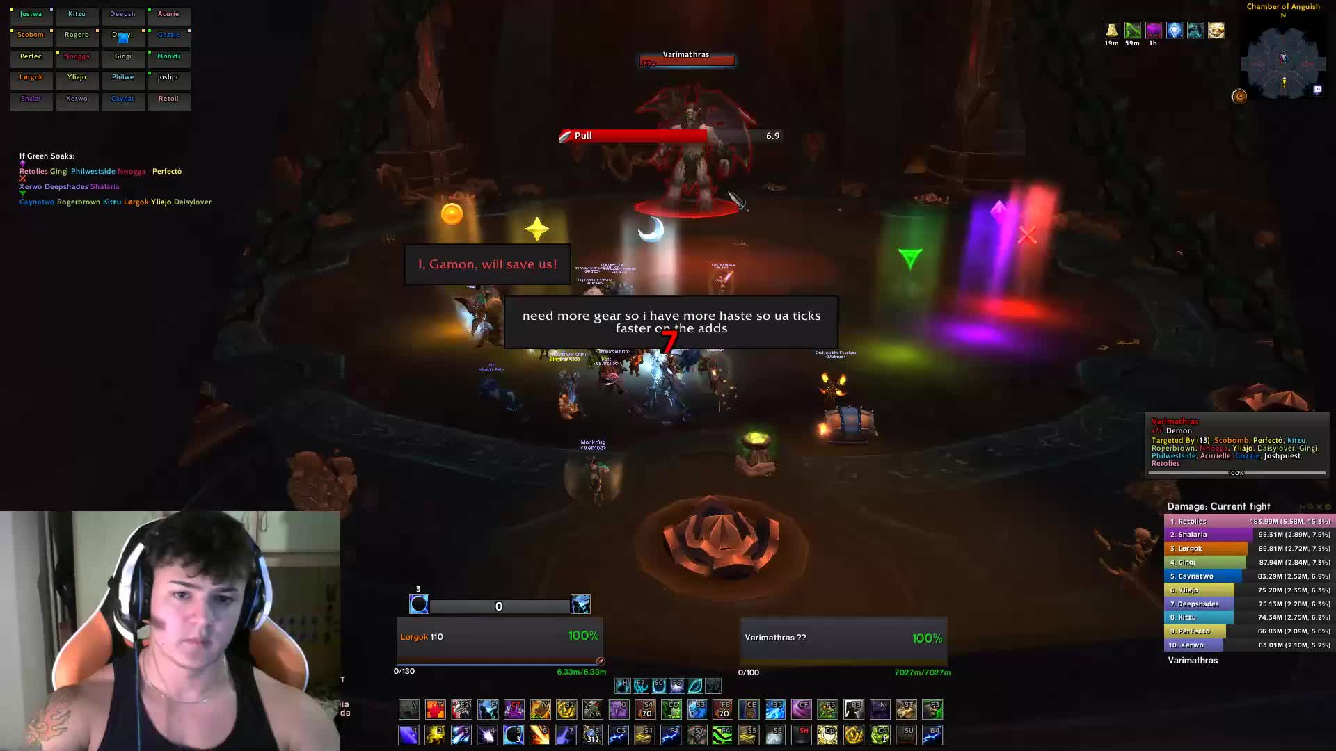 Balance Druid Opener By Method Lorgok - Twitch