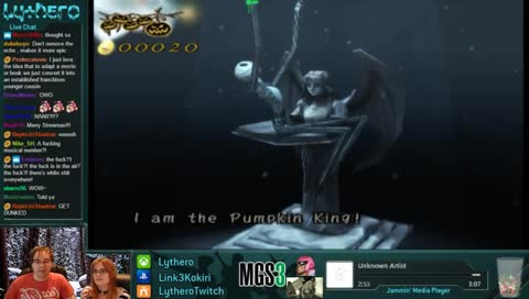 lee plans on streaming to cook a chicken dinnerlythero 77 10 months ago - Nightmare Before Christmas Streaming