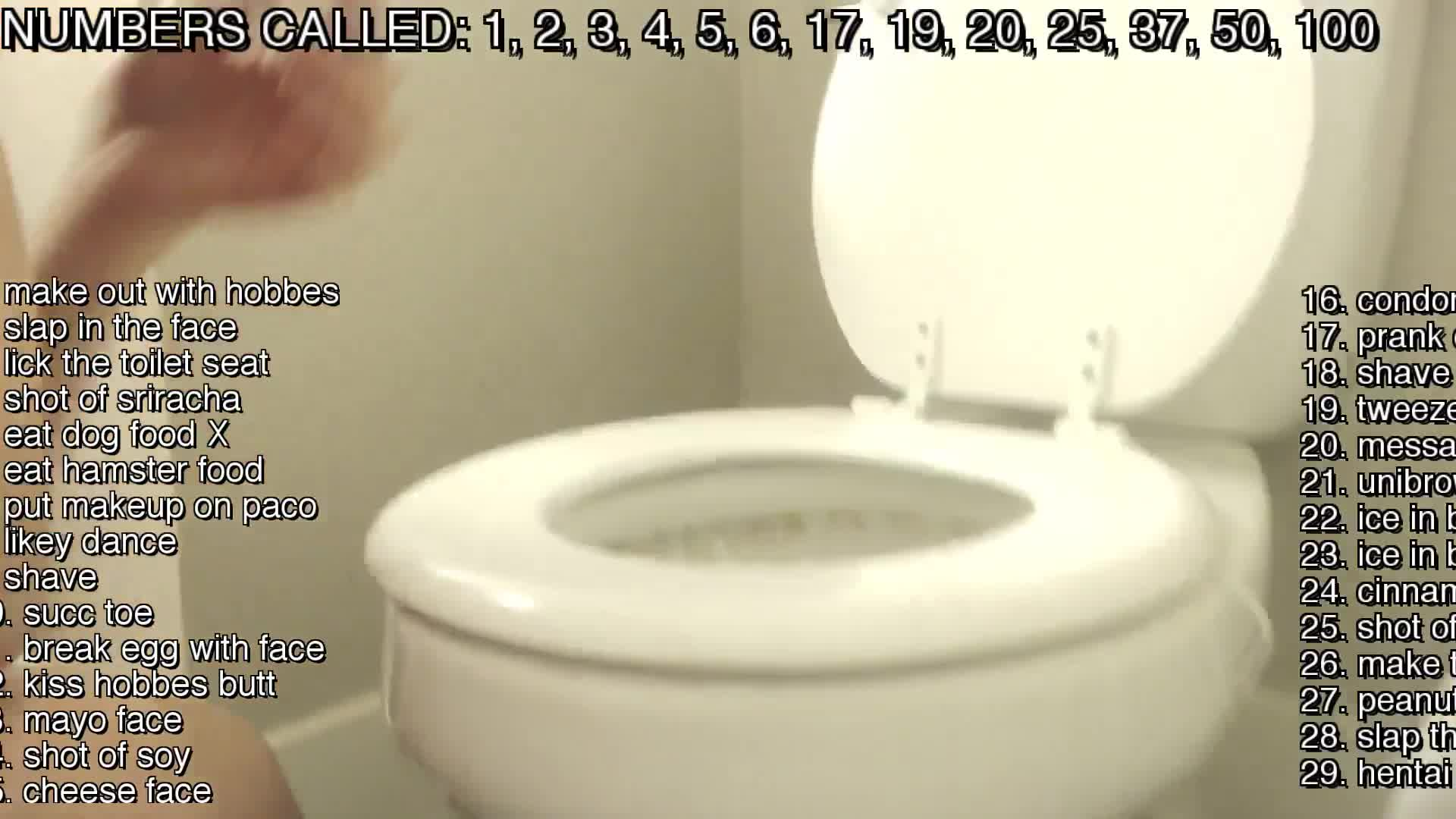 Quite suggest Lick toilet seat