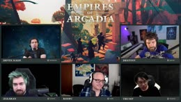 Zizaran - D&D - Empires of Arcadia - EP24 with Destiny, Trump, Koibu & Devin Nash <Method>