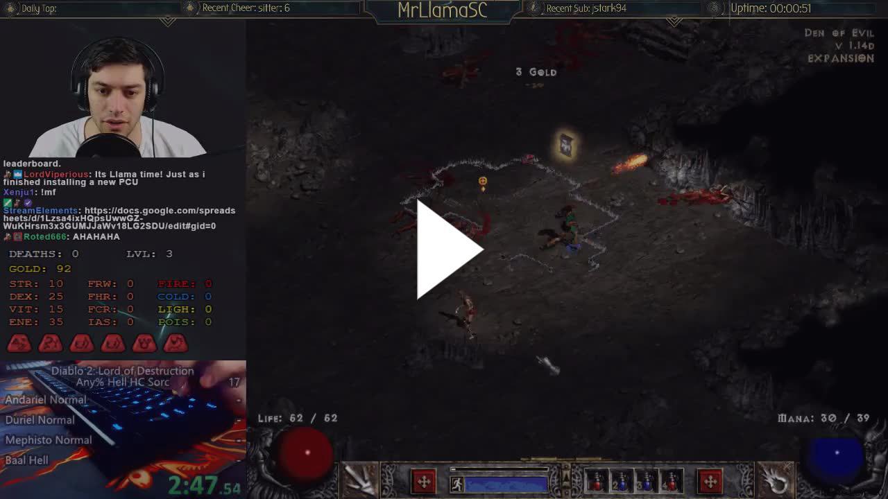 300 apm - Twitch