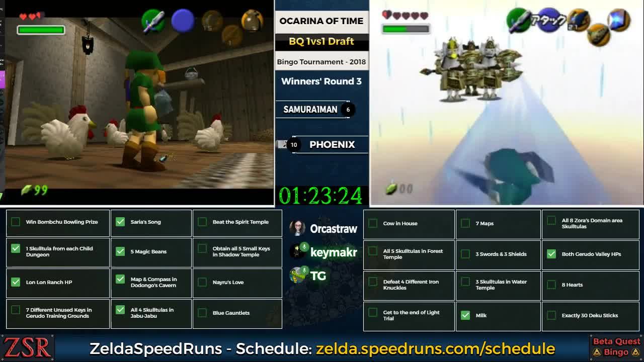 For anyone who hasn't played Ocarina of Time recently    : speedrun