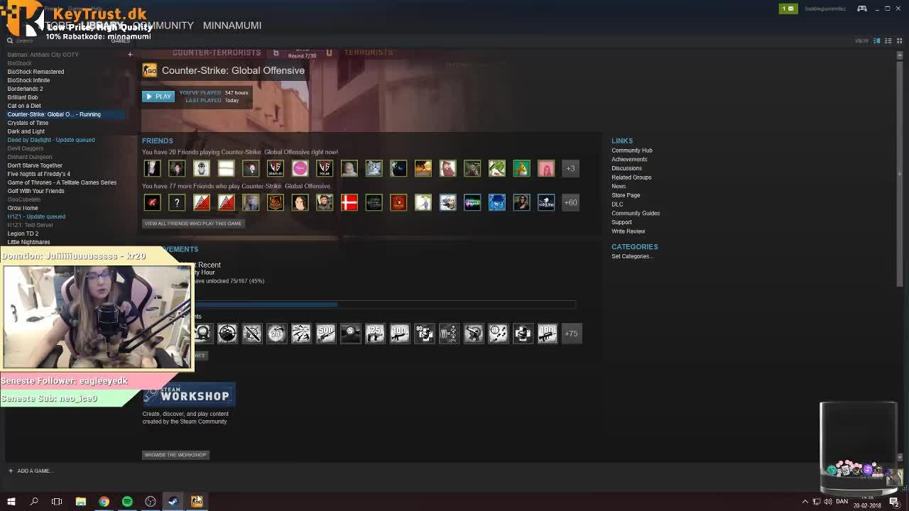 Steam Update Queued