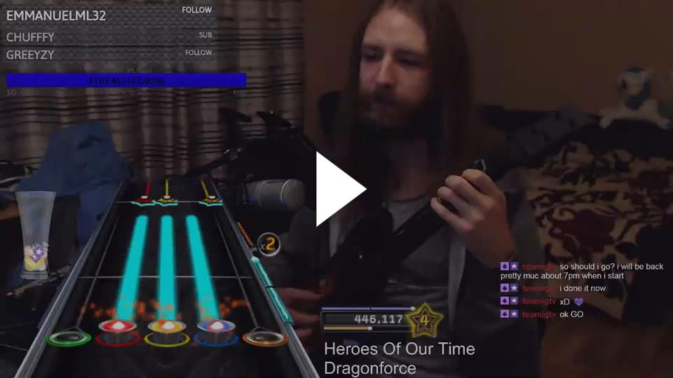 Cloudy explains how to update Clone Hero properly - Twitch