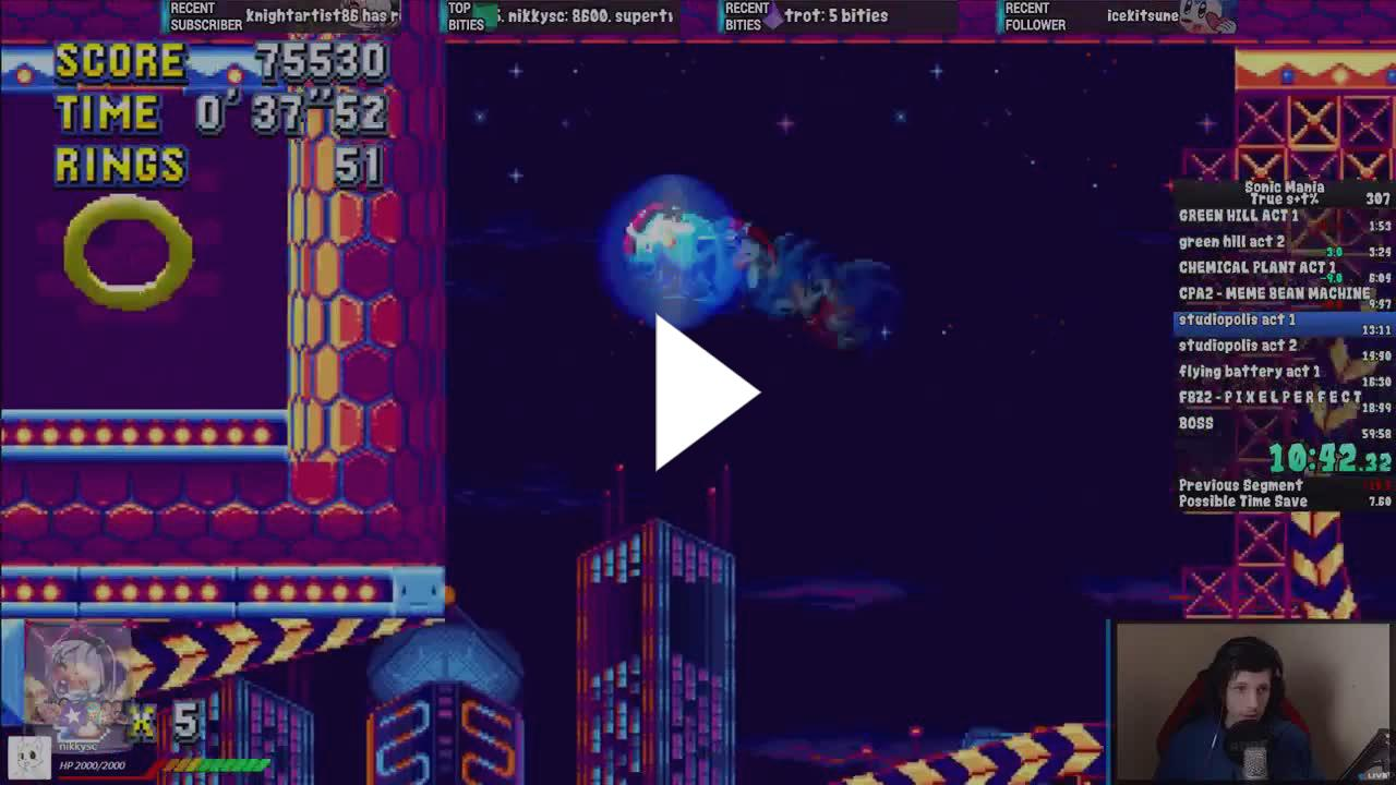 How to lose a run in 3 easy steps  Fail, Rage, Reconnect
