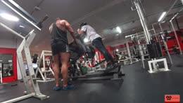 Gym, recap ++ | Instagram.com/knutspild