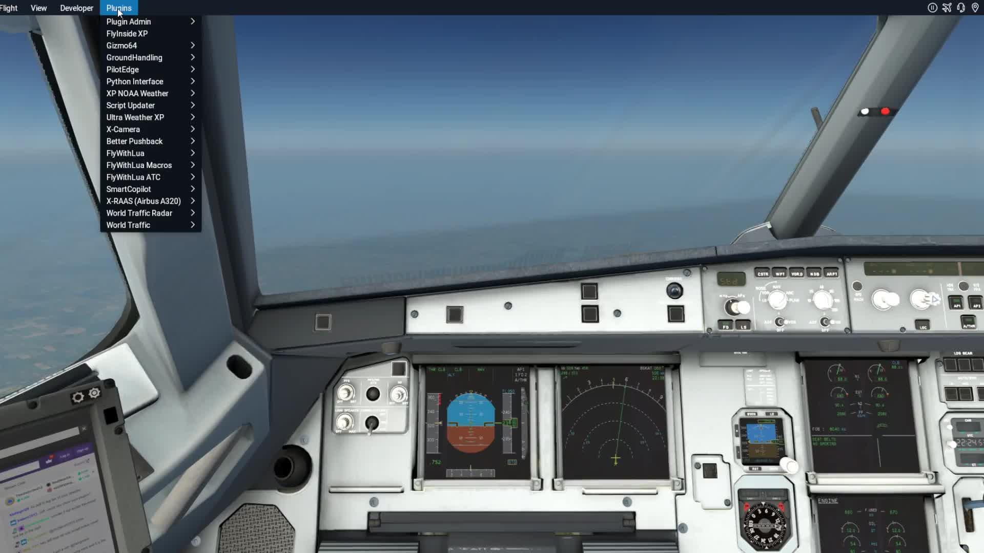 Fly Lua Script