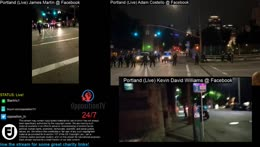 24/7 LIVE PROTEST CAMS