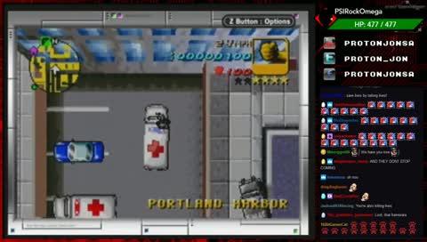Ambulance Mission Gone Wrong