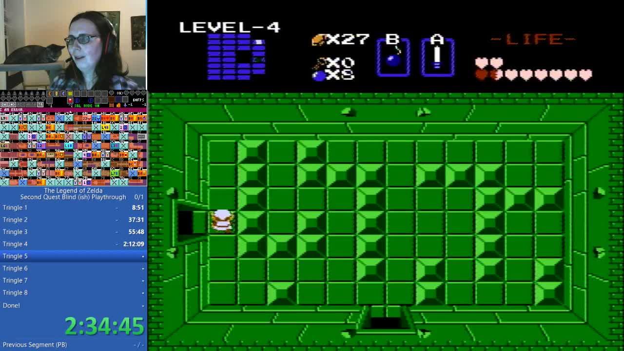 Zelda Second Quest Level 5
