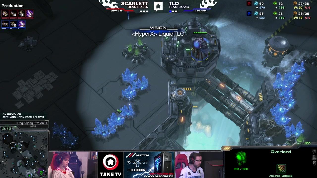 HSCXIII powered by MIFcom - Day 3 - Twitch