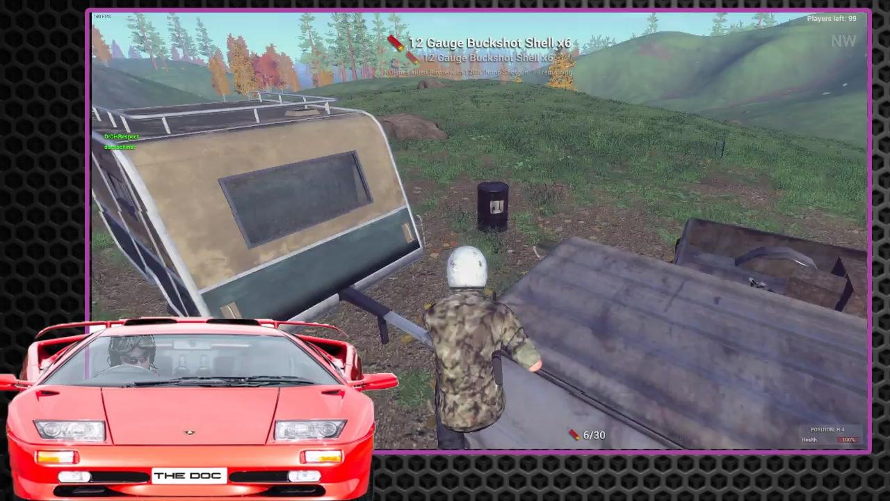 Dr Disrespect Lamborghini Diablo Vt Lamborghini Super Car