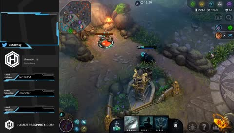 StartingAllOver's Top Vainglory Clips