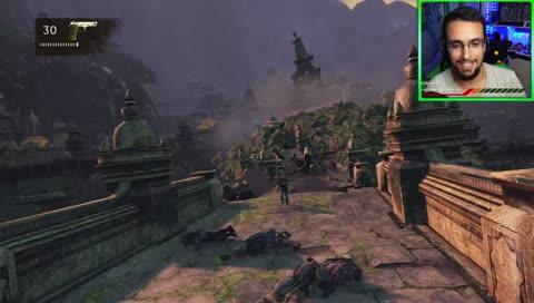 Octo broke Uncharted 2
