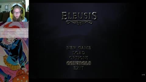 Chu's Spooky Hour! - Eleusis