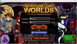 AdventureQuest Worlds Clips - Twitch