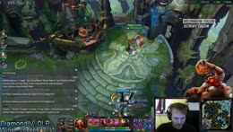 Come watch me be bad at league :D