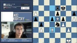 GM Naroditsky | Hand and Brain with FM Peter Giannatos | Blitz Later