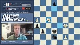 GM Naroditsky | Morning Blitz vs Firouzja | !upcoming