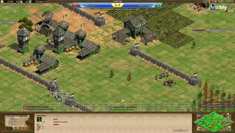 Voobly_Stream's Top Age of Empires II: The Conquerors Clips