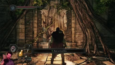 SCHOLAR OF THE FIRST PLAYTHROUGH, cont'd.: Scholar of the Continuous, Vaguely Unfamiliar Death