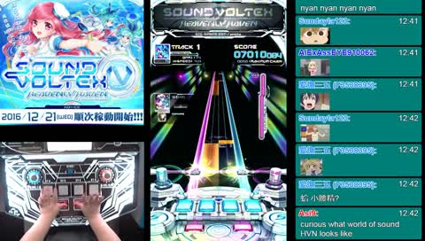 Twitch Clips of abc1234586 Playing Sound Voltex IV: Heavenly