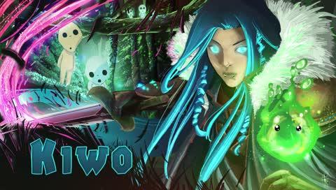 Kiwo ~videogames~