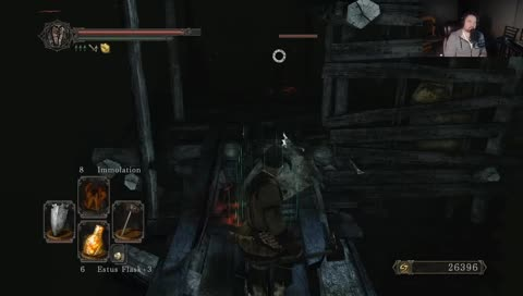 Dark Souls II - 1st run, trying to get thru... I'm not good... [Working through a backlog of games, 2500+ hrs...]