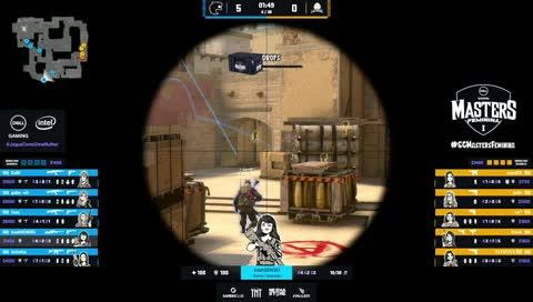 Ace da isa contra Last Name na Mirage | draft5.gg