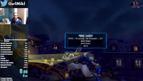 tHmCS's Top Sly Cooper and the Thievius Raccoonus Clips
