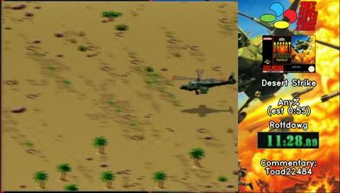 Desert Strike Most Viewed All Livestreamclips
