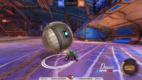 Dappur's amazing 0 second equalizer