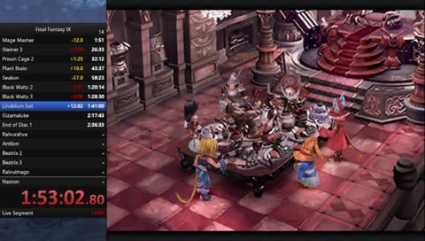 Twitch Clips of tranquil_raine Playing Final Fantasy IX