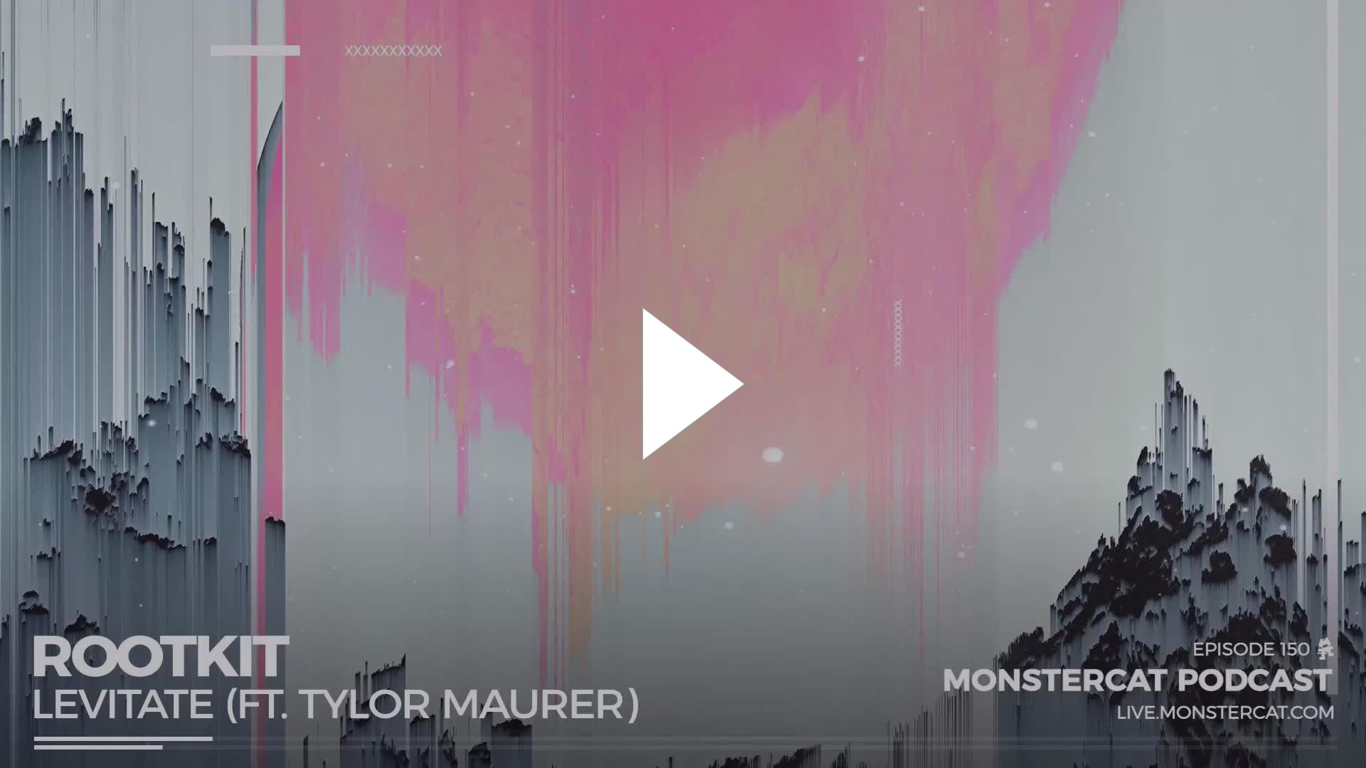 LIVE - Monstercat Podcast Ep  150 (Dirtyphonics Guest Mix
