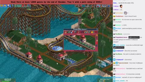 RollerCoaster Tycoon 2 Game Trending All EN   Twitch Clips