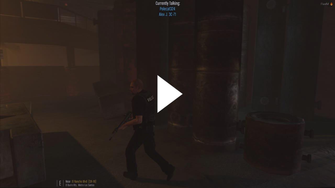 DOJ Cops Role Play Live (Law Enforcement) - Twitch