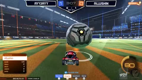BoostLegacy's Top Rocket League Clips