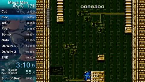 ohonta's Top Mega Man Clips