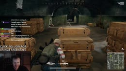 Reckless, low graphic setting PUBGs