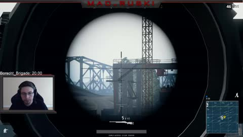 500 meter sniper headshot