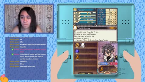 Your guess is as good as mine ★ [ ¯\_(ಠ_ಠ)_/¯ ] ★ #DSgames #ds #runefactory3