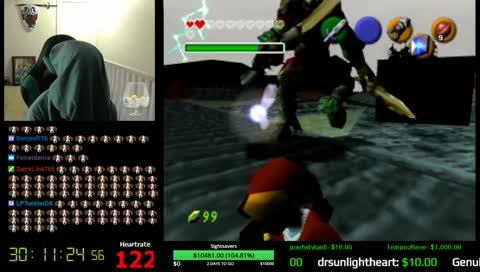 Runnerguy2489's Top The Legend of Zelda: Ocarina of Time Clips
